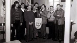 20 jaar aansluiting bij de KBOF
