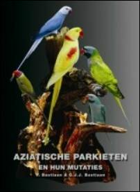 Aziatische parkieten en hun mutaties