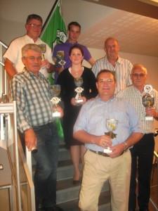 Clubfeest 2010 OC Hartenberg Eigenbilzen 12 juni 2010