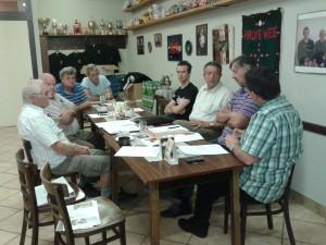 Gewestvergadering 06 juni 2014