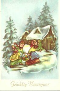 Kerst en Nieuwjaar